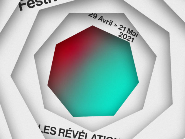 Affiche du festival étudiants 2021