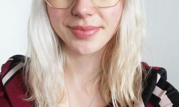 Portrait de Sybille, tuteur Covid